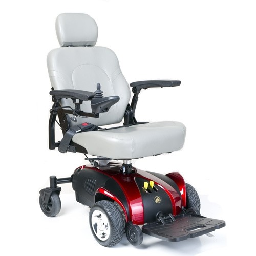 Red Golden Technologies Alante Sport Power Wheelchair