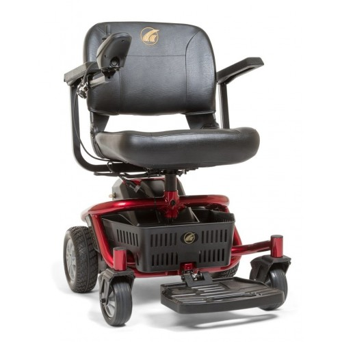 Golden Technologies LiteRider Envy PTC Travel Power Wheelchair
