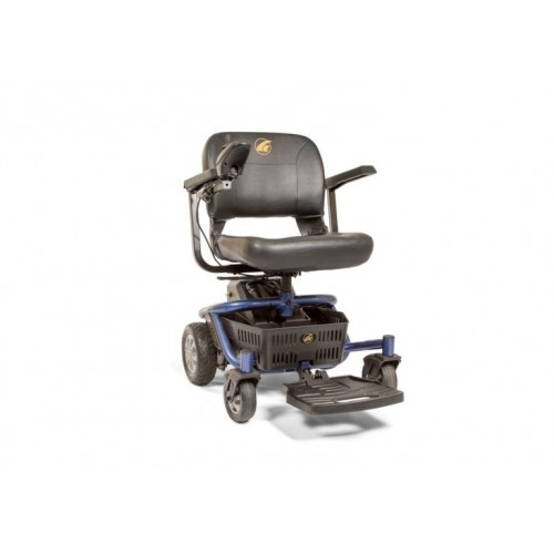 Blue Golden Technologies LiteRider Envy PTC Travel Power Wheelchair