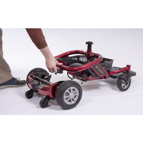 Red Golden Technologies LiteRider Envy PTC Travel Power Wheelchair