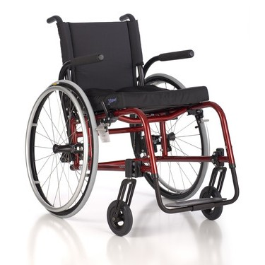 Quickie GP/GPV Rigid Manual Wheelchair