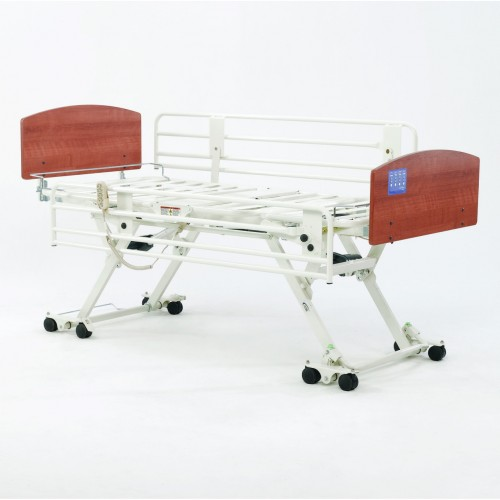 Invacare Carroll CS7 Hi-Low Hospital Bed Package