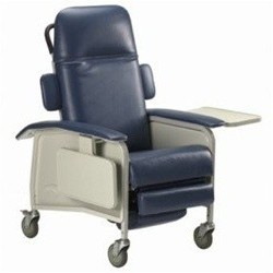 Invacare Clinical Recliner Geri Chair
