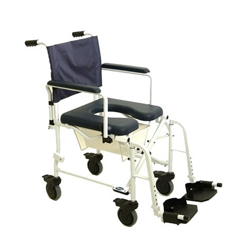"""Invacare Mariner Rehab Shower Chair - 5"""" Casters"""