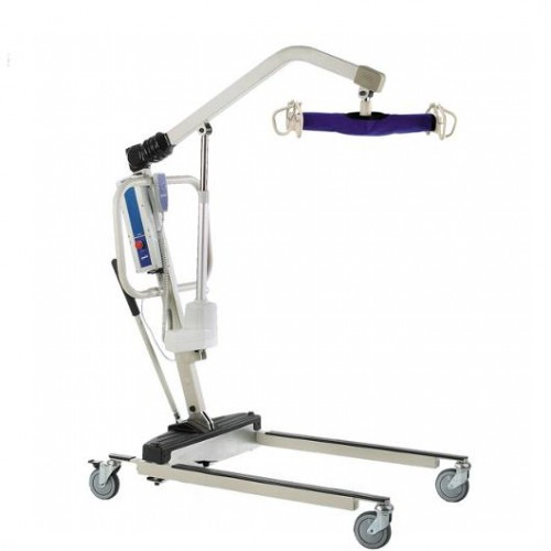 Invacare Reliant 450 Manual Low Base Electric Patient Lift