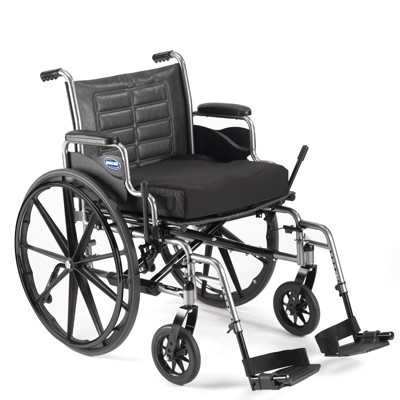 Invacare Tracer IV Heavy Duty Silver Vein Wheelchair