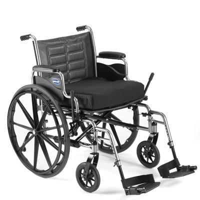 Invacare Tracer IV Heavy Duty Silver Vein Wheelchair