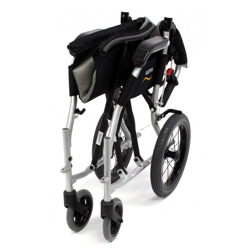 Karman S2512 Tp Ergo Flight Tp Transport Wheelchair