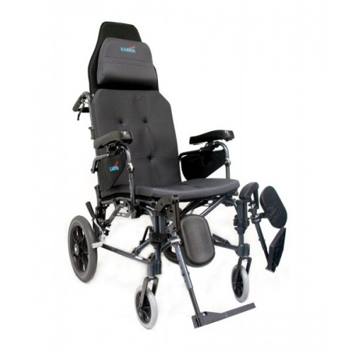 Karman MVP-502TP Premium Ergonomic Recliner Wheelchair