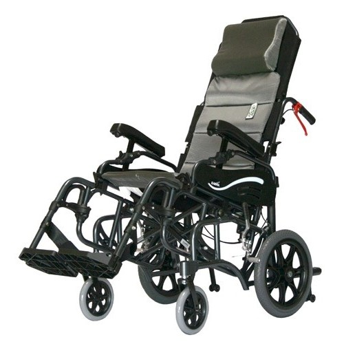 Karman VIP-515 Tilt In Space Transport Wheelchair