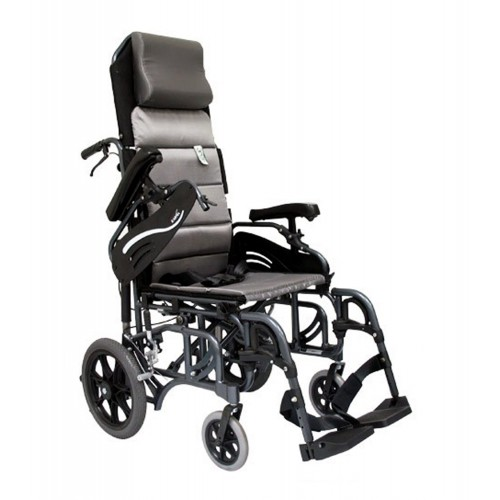 Karman VIP-515 Tilt In Space Transport Wheelchair