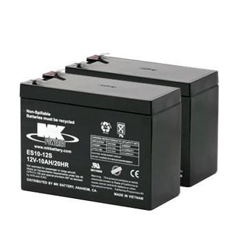 MK Battery 12V 10AH Sealed AGM (Pair)