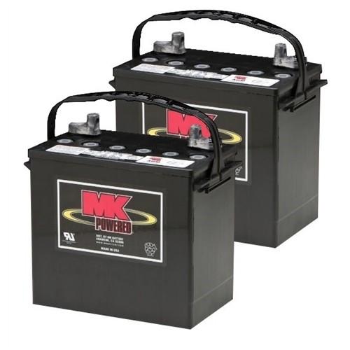 MK Battery 12V 32AH Valve-Regulated Lead Acid (Pair)