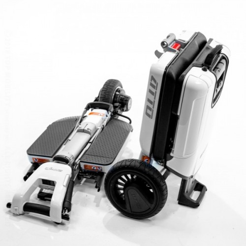 Suitcase of Moving Life ATTO Folding Mobility Scooter