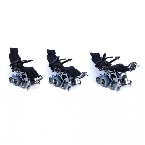 Karman XO-505 Standing Wheelchair w/ Multiple Power Functions