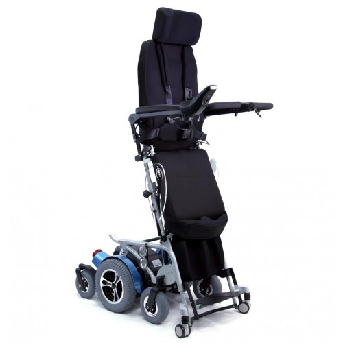 Upright Karman XO-505 Standing Wheelchair w/ Multiple Power Functions