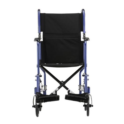 """Nova 327 17"""" Lightweight Transport Chair"""