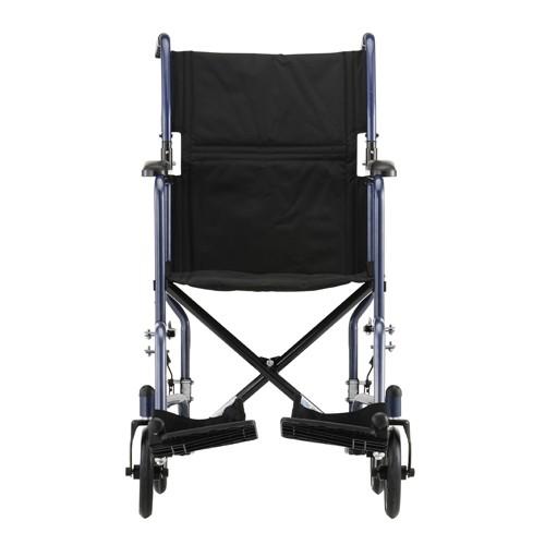 """Purple Nova 19"""" Lightweight Transport Chair"""