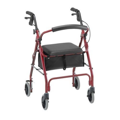 Red Nova GetGo Classic Rollator