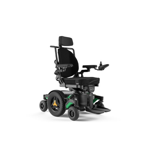Permobil M1 Mid Wheel Power Wheelchair
