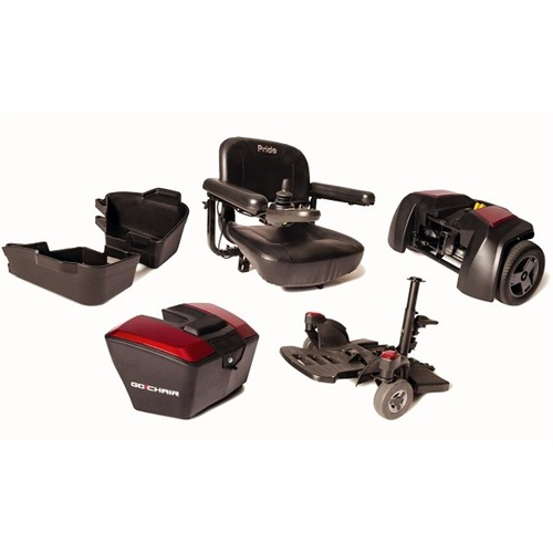 Pride Go Chair Travel Power Wheelchair