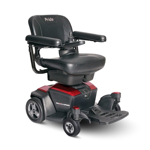 Pride Go Chair Travel Power Wheelchair