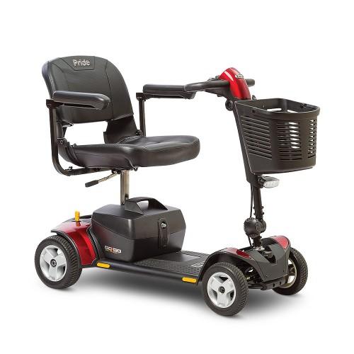 Pride Go-Go Elite Traveller Plus 4-Wheel Mobility Scooter