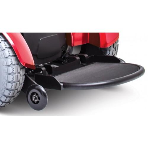 Footrest of Pride Jazzy 1450 Heavy Duty Power Wheelchair