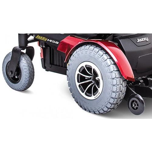Wheels of Pride Jazzy 1450 Heavy Duty Power Wheelchair