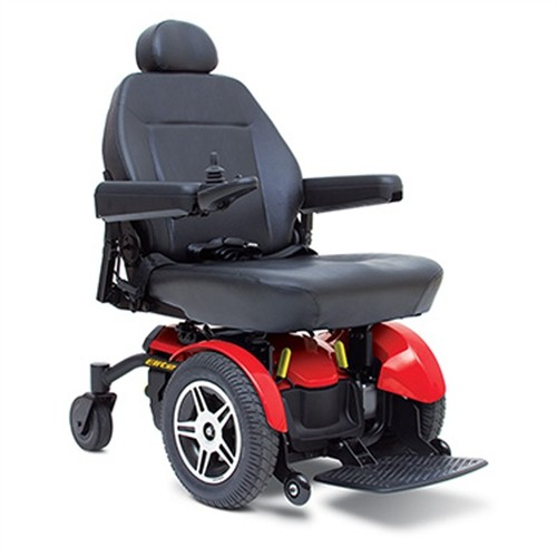 Pride Jazzy Elite 14 Power Wheelchair