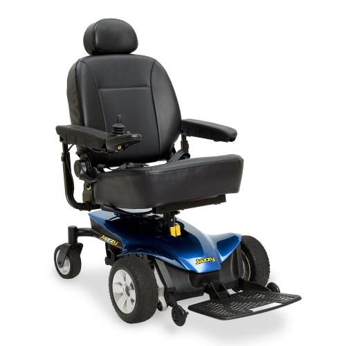Pride Jazzy Sport Portable Power Wheelchair