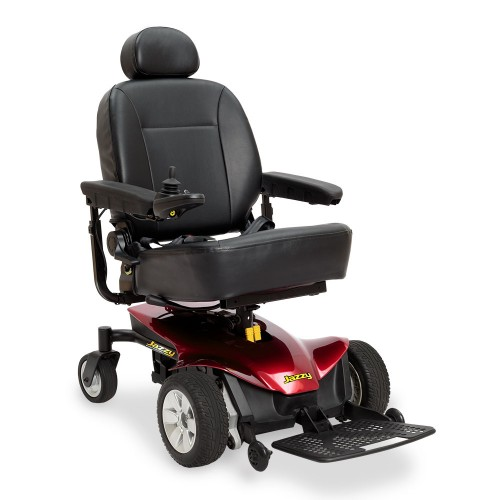 Pride Jazzy Sport Portable Power Wheelchair