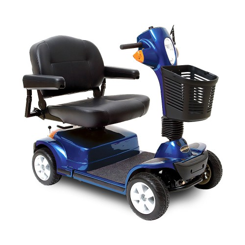 Blue Pride Maxima 4 Wheel Mobility Scooter