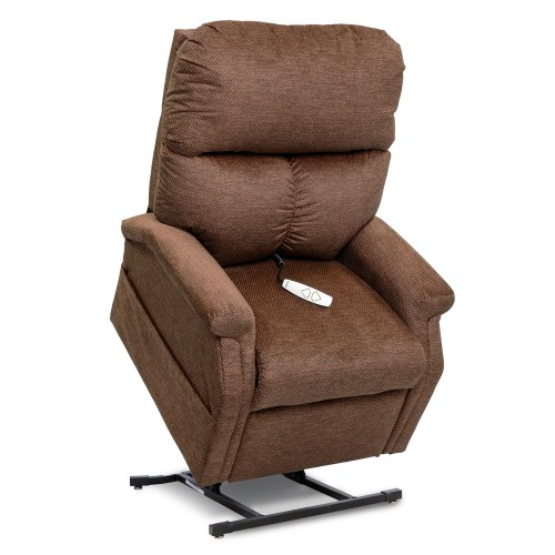 Brown Pride Mobility Classic LC-250 3-Position Lift Chair