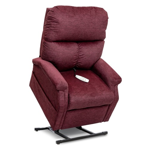 Maroon Pride Mobility Classic LC-250 3-Position Lift Chair