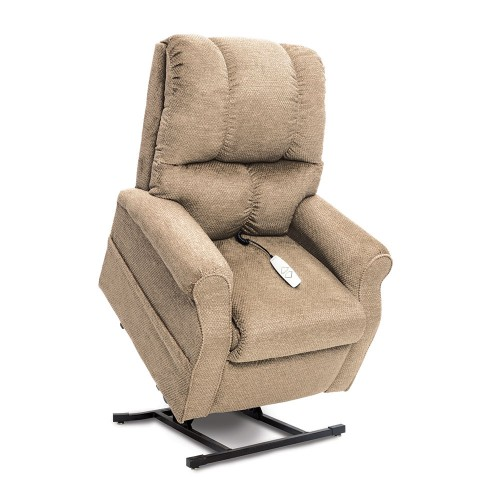 Beige Pride Mobility Essential L-225 3-Position Lift Chair