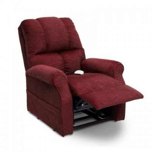 Pride Mobility Essential L-225 3-Position Lift Chair with Elevated Footrests
