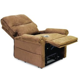 Pride Mobility Essential LC-105 3-Position Lift Chair with Elevated Footrests