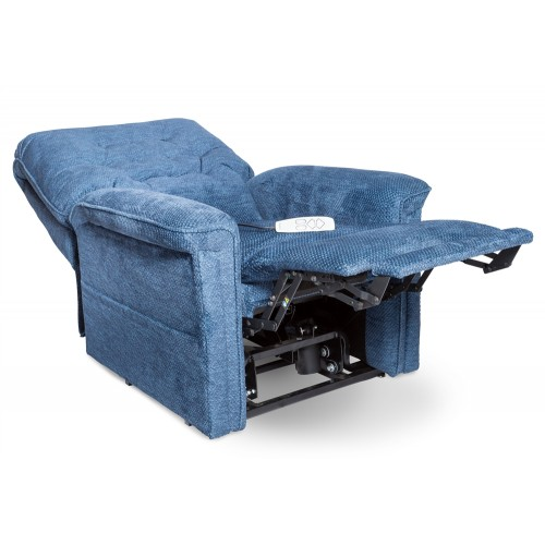Blue Pride Mobility Heritage LC-358 3-Position Lift Chair with Extended Footrests