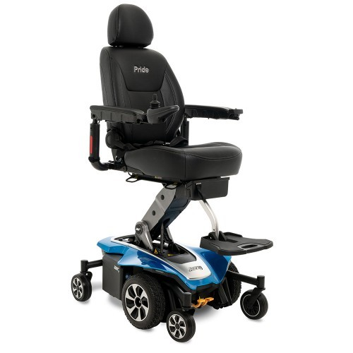 Blue Pride Mobility Jazzy Air 2 Power Chair