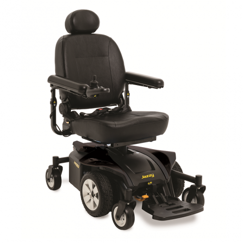Pride Mobility Jazzy Select 6 2.0 Power Chair