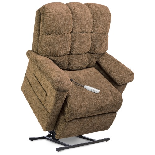 Brown Pride Mobility Oasis LC-380 3-Position Lift Chair