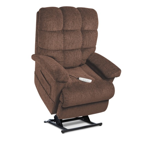 Brown Pride Mobility Oasis LC-580i Infinite Position Lift Chair