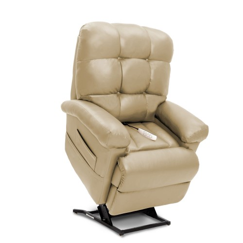 White Pride Mobility Oasis LC-580i Infinite Position Lift Chair