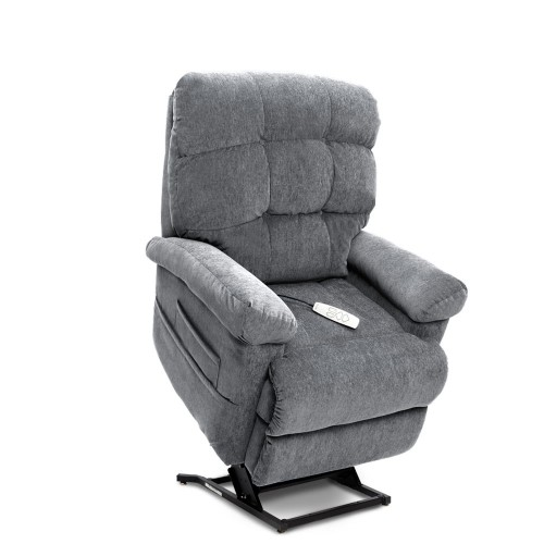 Grey Pride Mobility Oasis LC-580i Infinite Position Lift Chair