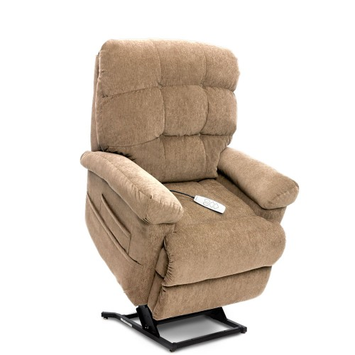 Beige Pride Mobility Oasis LC-580i Infinite Position Lift Chair