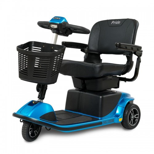 Blue Pride Revo 2.0 3-Wheel Mobility Scooter