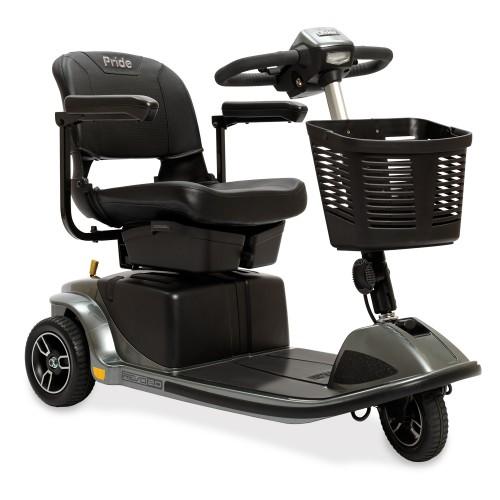 Pride Revo 2.0 3-Wheel Mobility Scooter