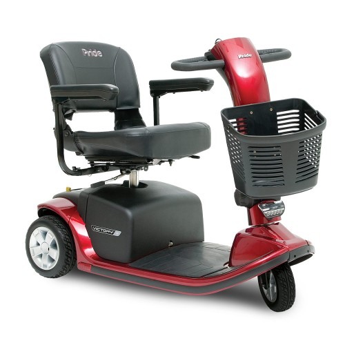 Pride Victory 9 3-Wheel Mobility Scooter