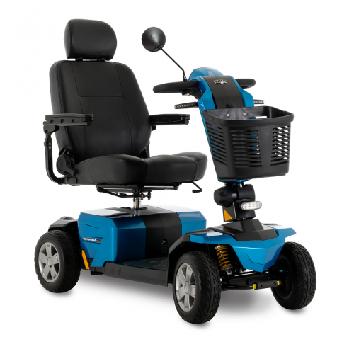 Blue Pride Victory LX Sport 4 Wheel Mobility Scooter